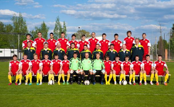 Тульский «Арсенал» сыграет матч с четырехкратным чемпионом Ирана