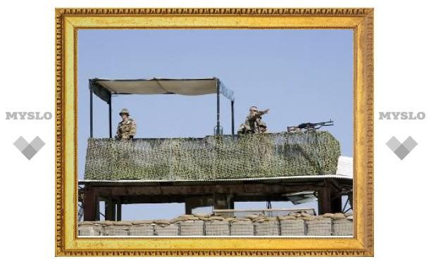 В ходе демонстрации перед лагерем бундесвера погибли 11 афганцев