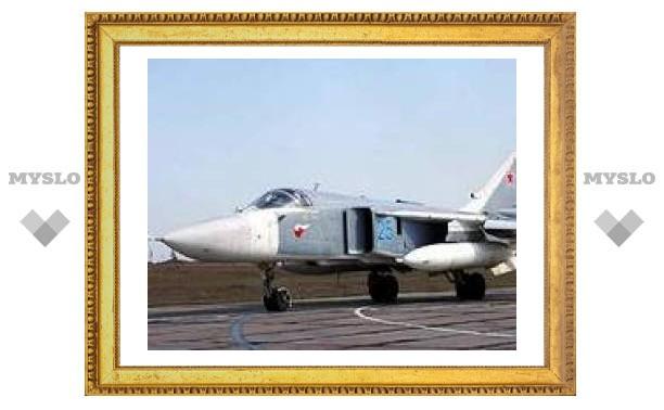 В Хабаровском крае разбился бомбардировщик Су-24