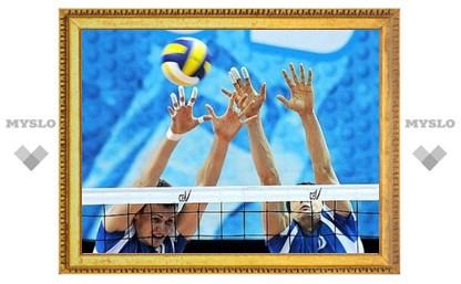 Волейболисты «ТулГУ» начали турнир с победы