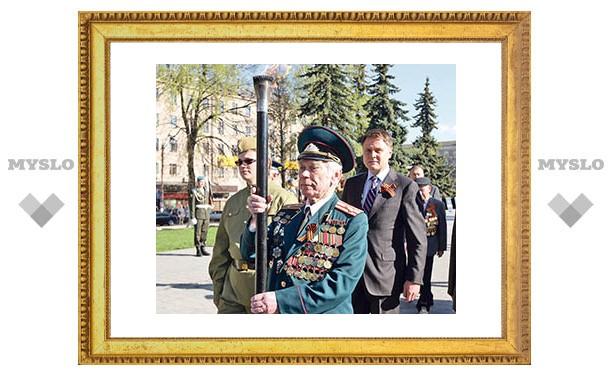 Первый в СССР Вечный огонь вновь зажжён