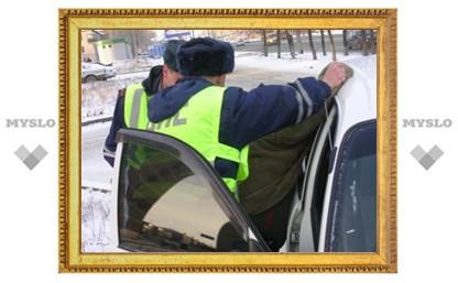 Тульский инспектор ДПС подозревается в подлоге