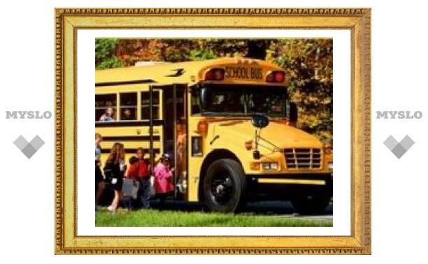 11-летний мальчик спас школьный автобус от столкновения