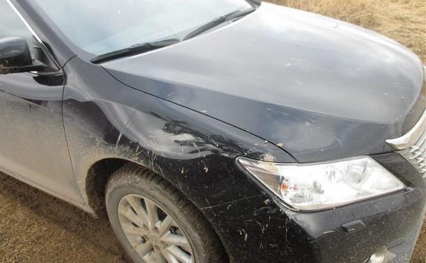 17 марта в авариях в Тульской области пострадали три человека