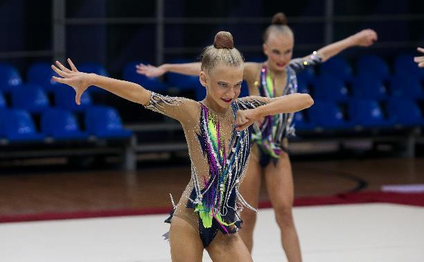 Турнир по художественной гимнастике: Тулу закружил «Осенний вальс»