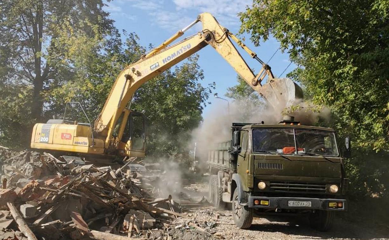 В Пролетарском районе Тулы снесут 45 аварийных домов