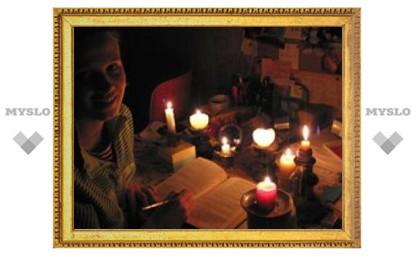 В Туле 800 домов остались без света
