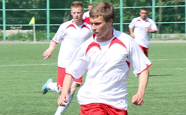 Новомосковский «Химик» завершил первый круг победой