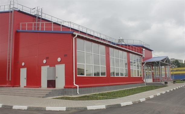 В Тульской области откроют спортивную школу