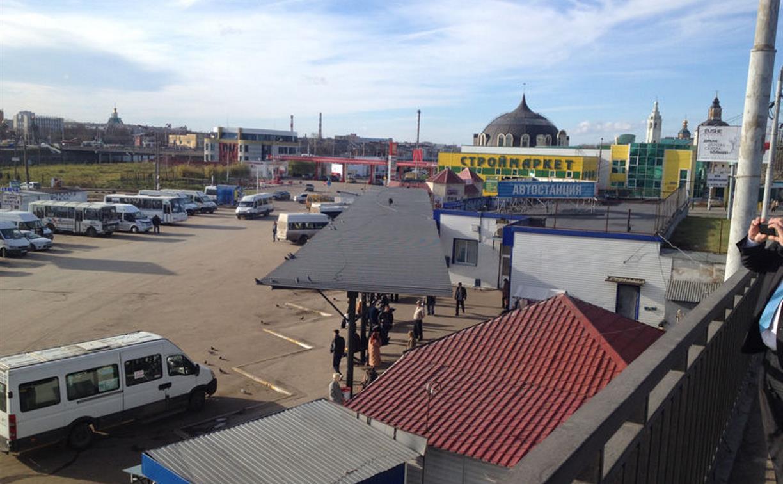 В Туле на продажу выставлена зареченская автостанция