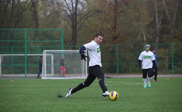 В турнире по мини-футболу на Кубок «Слободы» новые результаты