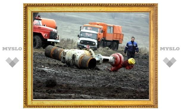 Загрязнение Упы оценили в миллион рублей