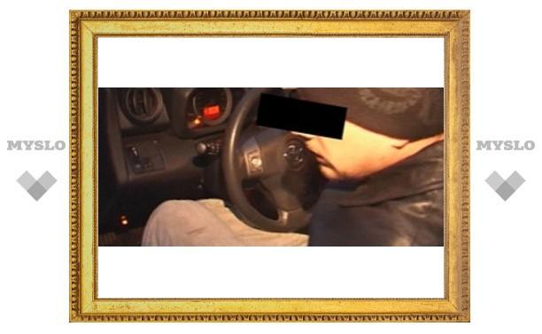В Туле задержаны «высокотехнологичные» угонщики