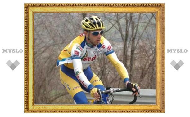 Итальянский велогонщик попался на допинге