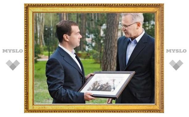 Медведев одобрил преследование престарелых нацистов
