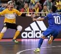 Новомосковец Сергей Слемзин стал обладателем Кубка УЕФА по мини-футболу