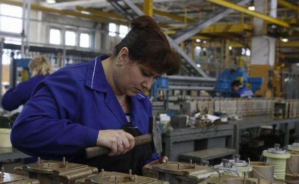 Тульская область заняла третье место в ЦФО по привлечению инвестиций