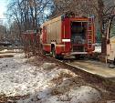 Пожарные в Туле спасли 10 человек на улице Фридриха Энгельса