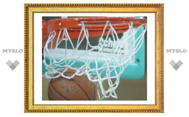 Тульские баскетболисты стали третьими