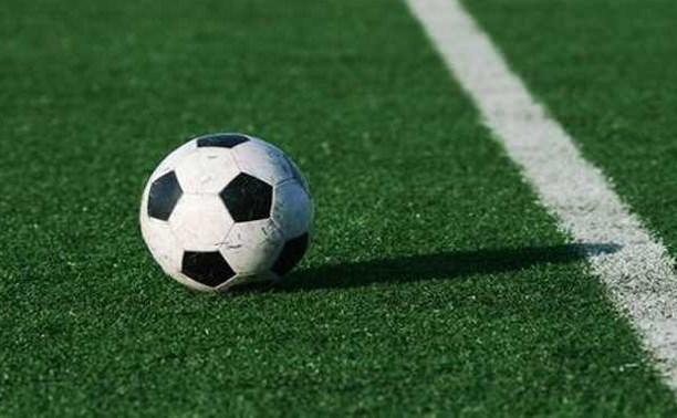 Тульские министры сыграли в футбол за кубок Председателя Совета Федерации
