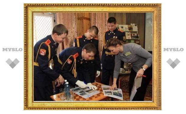 Тульских кадетов зовут в Астрахань