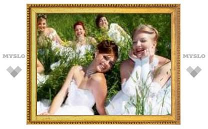 Парад невест в Туле!