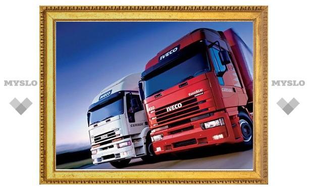 В Туле по выходным ограничат движение грузовых машин