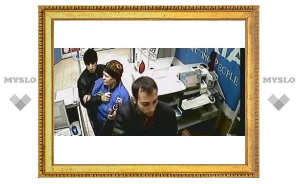 Дерзкое ограбление «Связного» в Туле: смуглым налетчикам достался миллион