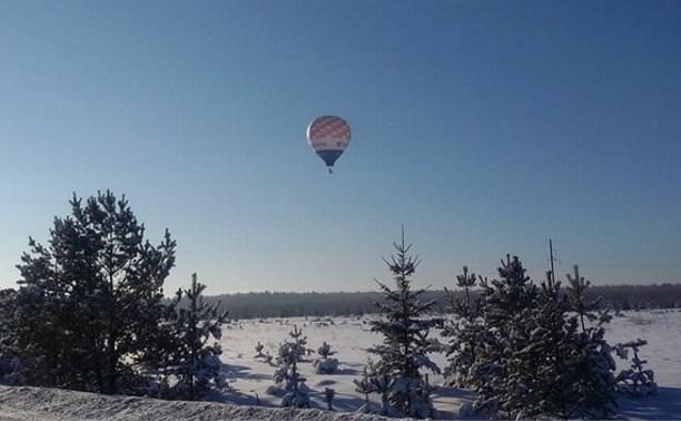 Аэростат Фёдора Конюхова приземлился в Ивановской области