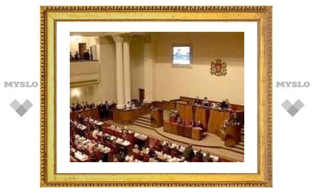 Парламент Грузии единогласно проголосовал за членство страны в НАТО