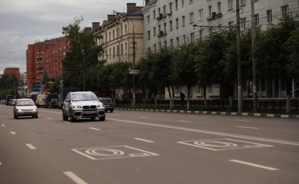 В Туле появились две новые дорожные камеры