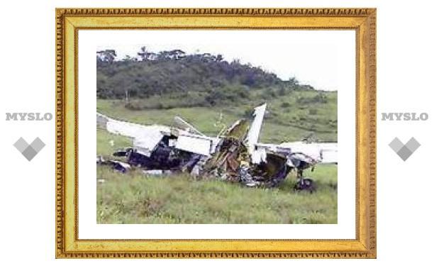 В Бразилии разбился самолет, перевозивший деньги. 2,7 млн долларов пропали