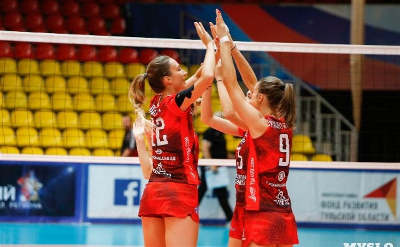 В Туле пройдет международный турнир по волейболу среди женских команд на кубок губернатора