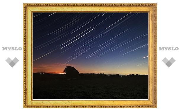 Сегодня ночью туляки понаблюдают за традиционным августовским звездопадом