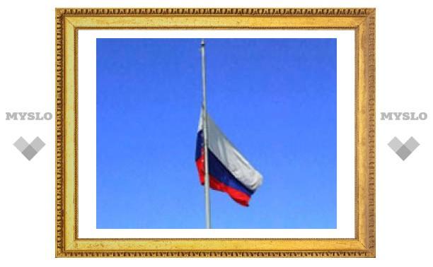 Тула скорбит вместе с Кемерово и Краснодаром