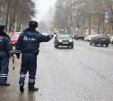 В выходные дни в Тульской области увеличат количество экипажей ГИБДД