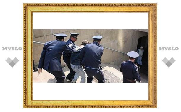 Под Тулой арестована банда наркодельцов