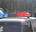 """Полицейский на личном """"Форде"""" протаранил ВАЗ"""