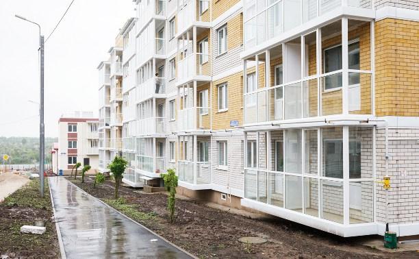 Петровский квартал уже заселяется!
