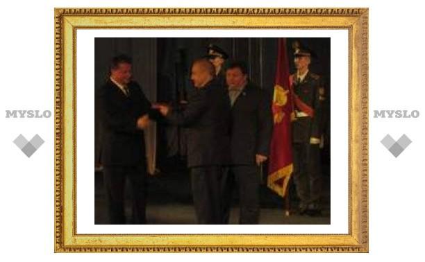 В Туле наградили почетных жителей области