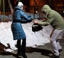 Ночью на улице Вильямса на тулячку напал грабитель
