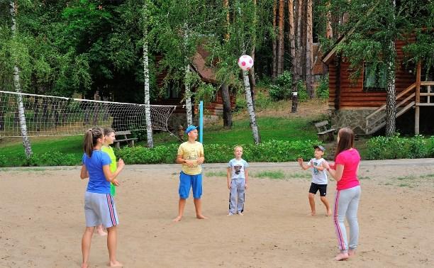 Более 20 тысяч детей отправятся летом в тульские оздоровительные лагеря