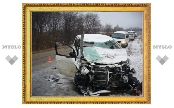 В Приморье в ДТП погибли пять человек