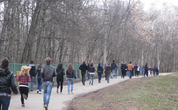 Туляков приглашают на коллективную пробежку