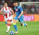 Экс-игрок «Арсенала» Горан Чаушич сыграл в Лиге чемпионов
