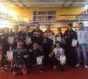 Туляки заняли первое место на соревнованиях по тайскому боксу