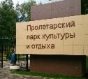 В Пролетарском парке мужчина изнасиловал тулячку