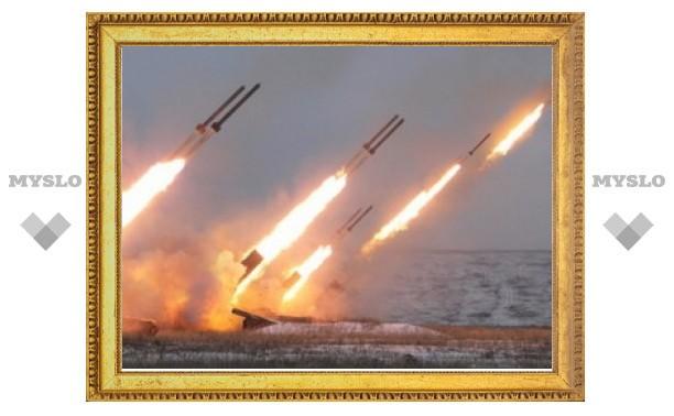 """Тульский """"Сплав"""" испытал новейшую ракету"""