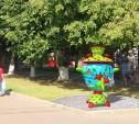 В Центральном парке появятся разноцветные самовары и зелёный лабиринт