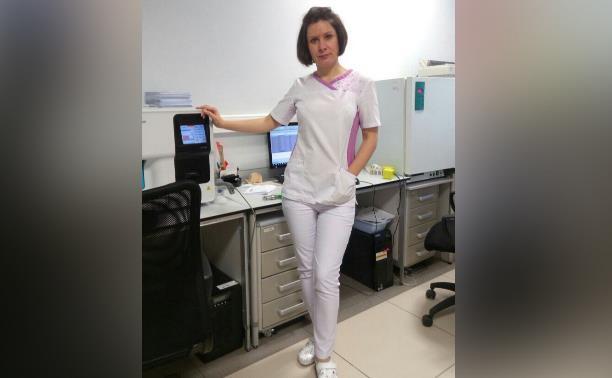 Конкурс Myslo «Красота против пандемии»: Татьяна Себякина – фельдшер-лаборант отдела ПЦР